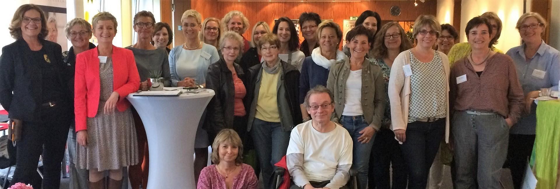 Unternehmerinnen-Messe im Rathaus Langenfeld