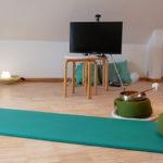 Online Yoga Freiraum