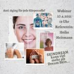 Einladung Webinar mit Heike Heitmann