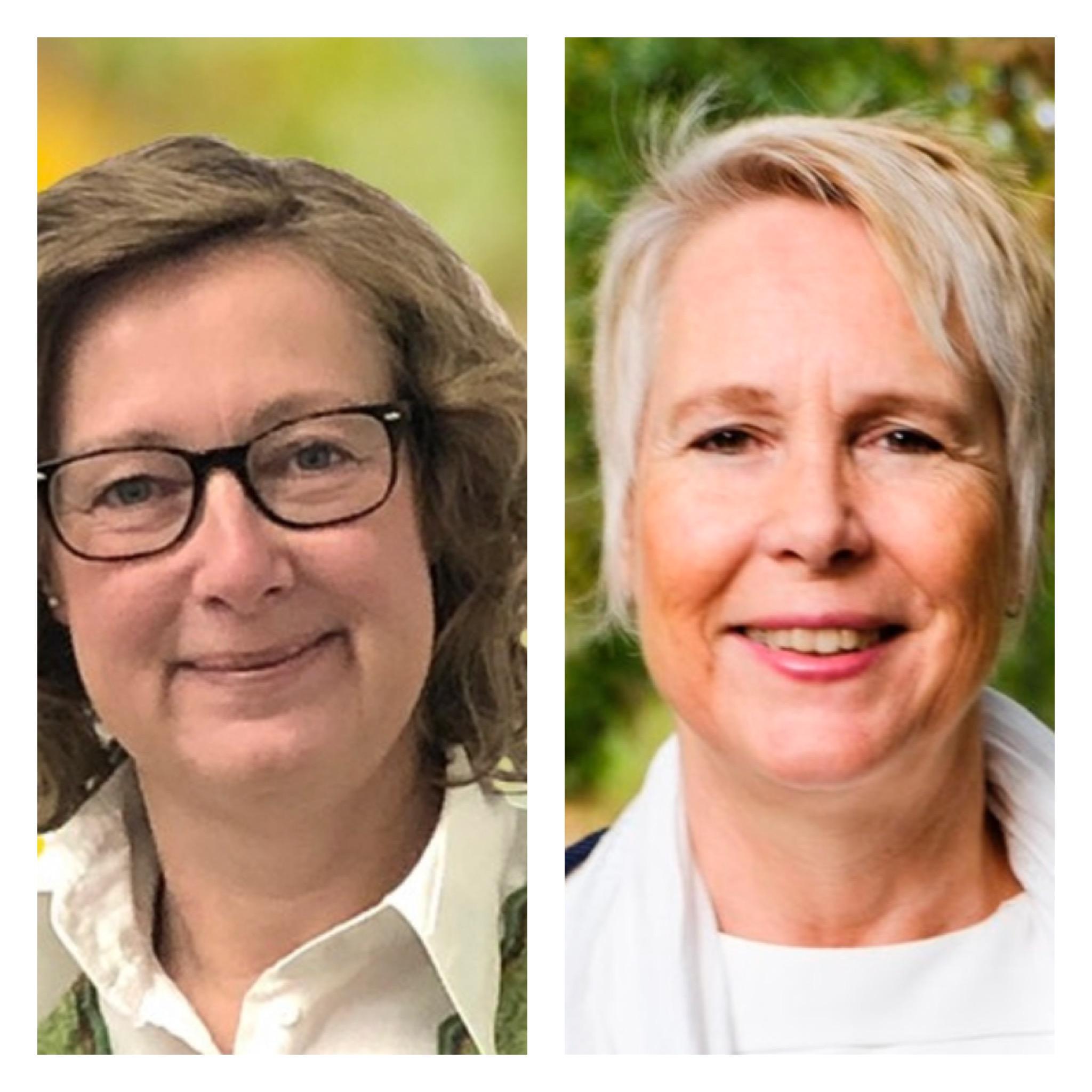 Workshop Iris Scholz und Beate Koch